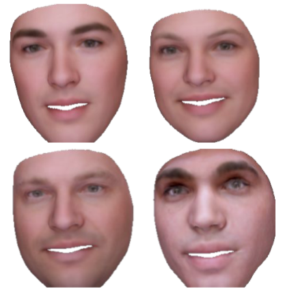 A Hybrid Model for Identity Obfuscation by Face Replacement